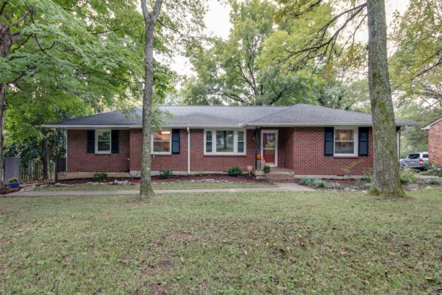 623 Oakley Dr, Nashville, TN 37220 (MLS #1981350) :: The Milam Group at Fridrich & Clark Realty