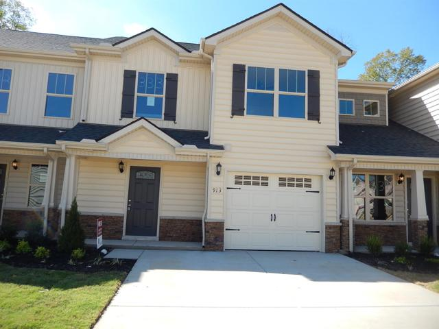 913 Tiberius Way #333 #333, Murfreesboro, TN 37128 (MLS #1981428) :: John Jones Real Estate LLC
