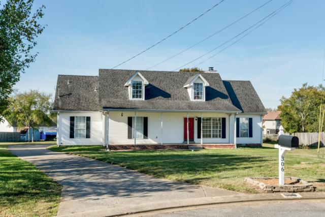 306 Brent Cv, LaVergne, TN 37086 (MLS #1981429) :: The Milam Group at Fridrich & Clark Realty