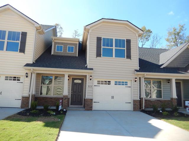915 Tiberius Way #334 #334, Murfreesboro, TN 37128 (MLS #1981432) :: John Jones Real Estate LLC