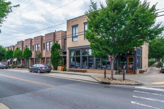 1205 Paris Avenue # 209, Nashville, TN 37212 (MLS #1981456) :: HALO Realty