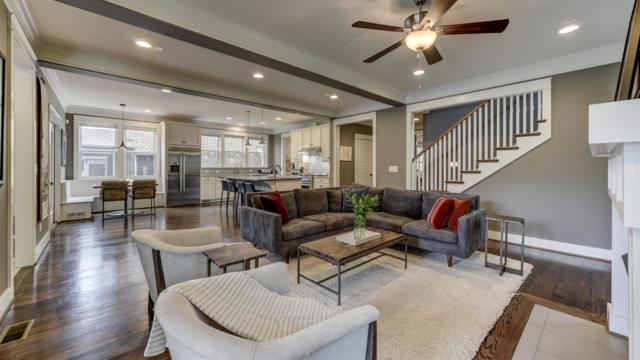 2304 Sunset Pl, Nashville, TN 37212 (MLS #1981673) :: Nashville on the Move