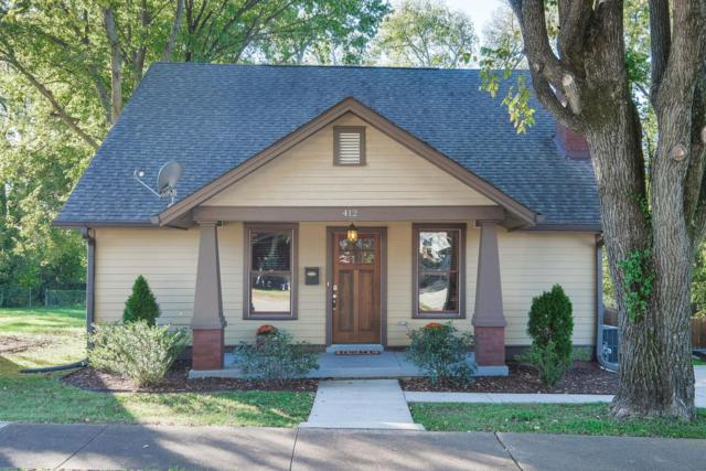412 Hart Ave, Nashville, TN 37206 (MLS #1981713) :: The Huffaker Group of Keller Williams