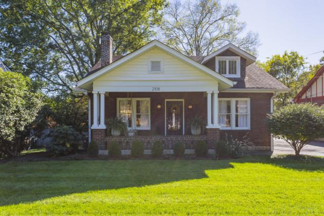 2108 Early Ave, Nashville, TN 37206 (MLS #1981861) :: The Huffaker Group of Keller Williams