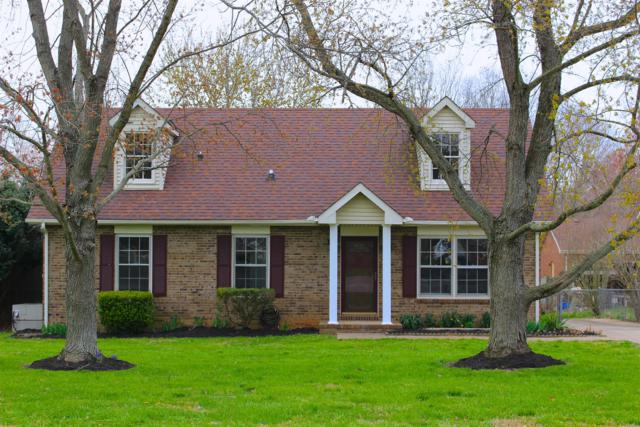 1209 Windchase Dr, Clarksville, TN 37042 (MLS #1981868) :: Christian Black Team
