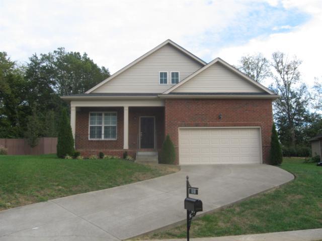 1066 Oakhall Drive, Mount Juliet, TN 37122 (MLS #1981986) :: DeSelms Real Estate