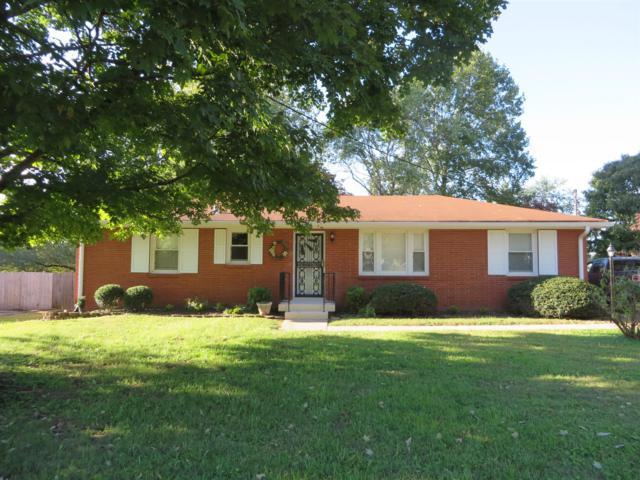 8319 Gordon Lane, Hermitage, TN 37076 (MLS #1982058) :: John Jones Real Estate LLC