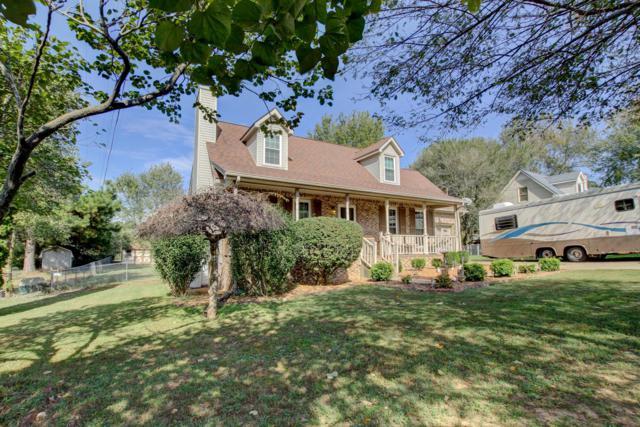 807 Hadley Rd, Clarksville, TN 37042 (MLS #1982287) :: John Jones Real Estate LLC