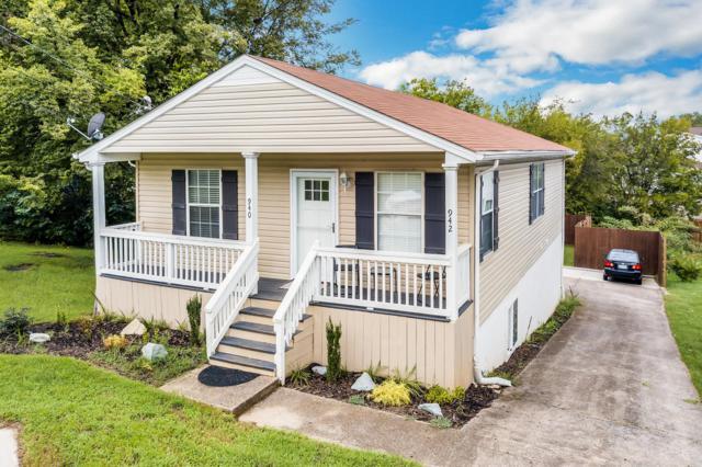 940 Archer St, Nashville, TN 37203 (MLS #1982405) :: Felts Partners