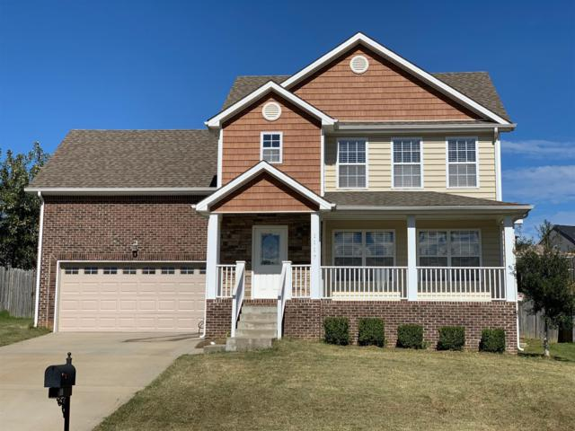 1117 Ishee Dr., Clarksville, TN 37042 (MLS #1982541) :: DeSelms Real Estate