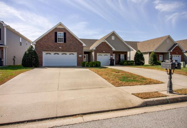 3818 Harvest Rdg #3818, Clarksville, TN 37040 (MLS #1982908) :: Clarksville Real Estate Inc