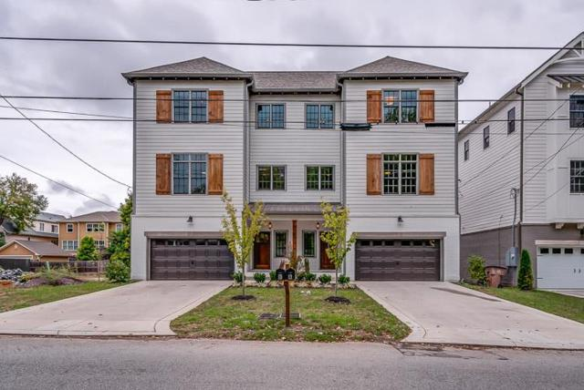1514 A Kirkwood Ave, Nashville, TN 37212 (MLS #1982958) :: Maples Realty and Auction Co.