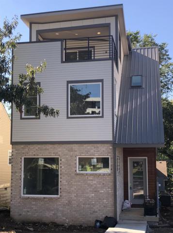 1421 B 15Th Ave S N, Nashville, TN 37212 (MLS #1982993) :: John Jones Real Estate LLC