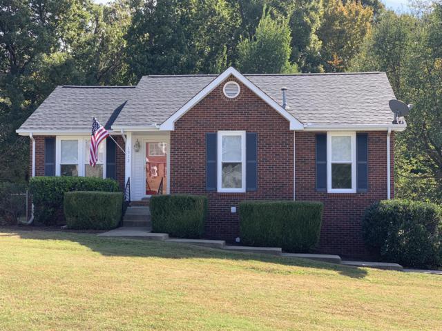 1512 Sunshine Drive, Clarksville, TN 37042 (MLS #1983052) :: John Jones Real Estate LLC