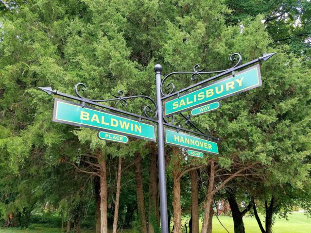 15 Stonehenge, Clarksville, TN 37043 (MLS #1983151) :: John Jones Real Estate LLC