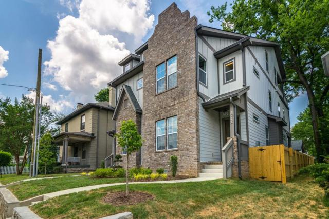 1021 A 15Th Ave S, Nashville, TN 37212 (MLS #1983486) :: RE/MAX Choice Properties