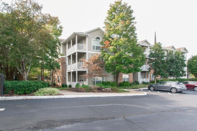2025 Woodmont Blvd Apt 315 #315, Nashville, TN 37215 (MLS #1983511) :: Christian Black Team