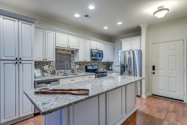 131 W End Pl #131, Nashville, TN 37205 (MLS #1983886) :: The Milam Group at Fridrich & Clark Realty