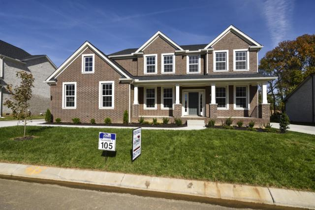 113 Baird Farms Blvd, L105, Mount Juliet, TN 37122 (MLS #1983984) :: John Jones Real Estate LLC