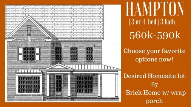 3020 Farmhouse Drive 67, Franklin, TN 37067 (MLS #1984055) :: Ashley Claire Real Estate - Benchmark Realty