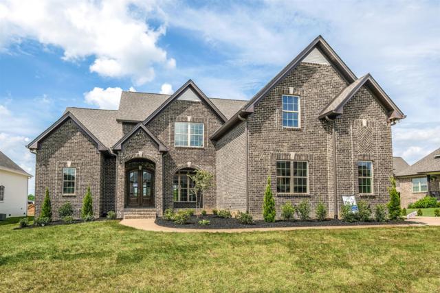 4002 Cardigan Lane (262), Spring Hill, TN 37174 (MLS #1984150) :: John Jones Real Estate LLC