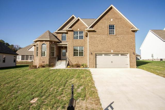 1009 Chagford Dr, Clarksville, TN 37043 (MLS #1984172) :: CityLiving Group