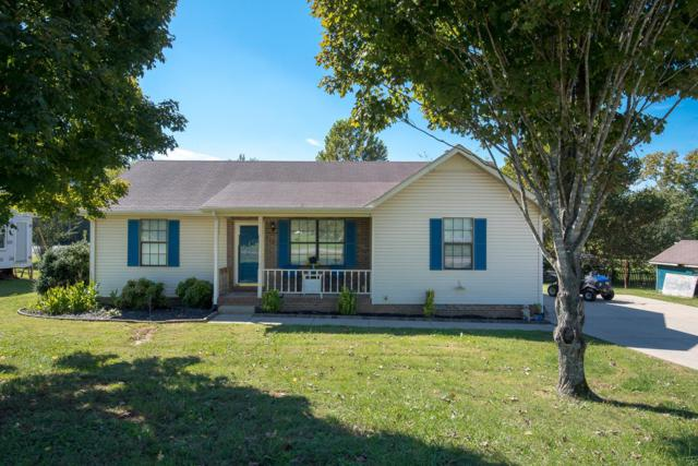 2301 Uriah Pl, Murfreesboro, TN 37129 (MLS #1984258) :: Ashley Claire Real Estate - Benchmark Realty