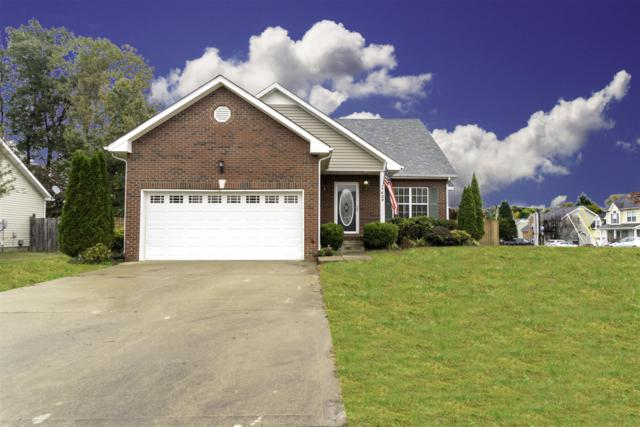 1629 Cedar Springs Circle, Clarksville, TN 37042 (MLS #1984333) :: EXIT Realty Bob Lamb & Associates