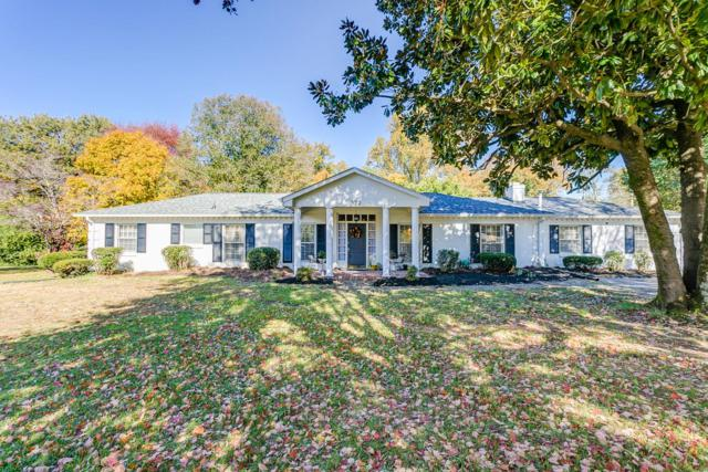 122 N Sequoia Dr, Springfield, TN 37172 (MLS #1984364) :: DeSelms Real Estate