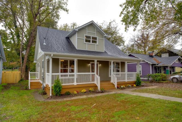1110 Chester Ave, Nashville, TN 37206 (MLS #1984795) :: John Jones Real Estate LLC