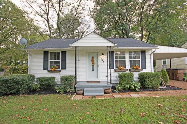 714 Village Ct, Nashville, TN 37206 (MLS #1984867) :: REMAX Elite