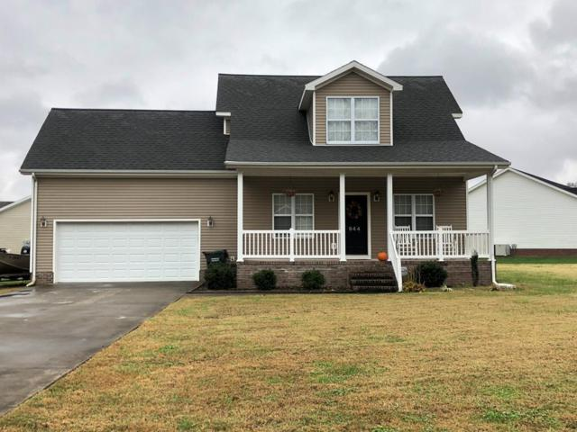 944 Wing Tip, Hopkinsville, KY 42240 (MLS #1984990) :: The Kelton Group