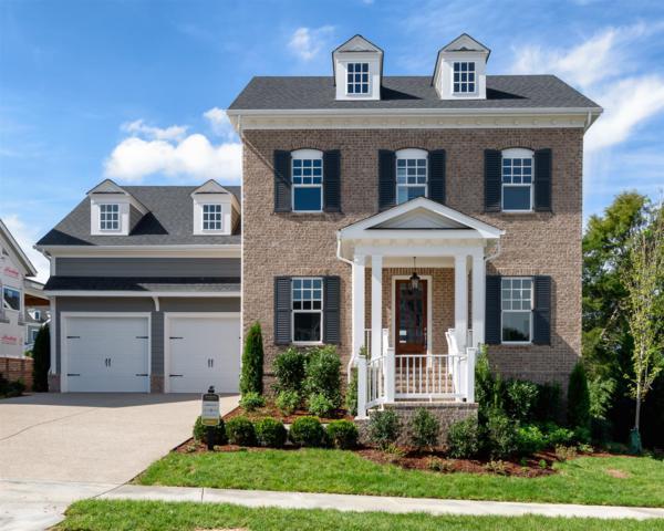 6073 Maysbrook Lane #27, Franklin, TN 37064 (MLS #1985162) :: EXIT Realty Bob Lamb & Associates
