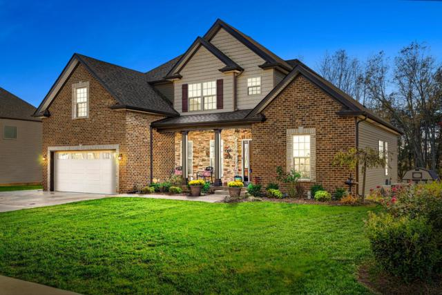 1209 Upland Ter, Clarksville, TN 37043 (MLS #1985208) :: Ashley Claire Real Estate - Benchmark Realty