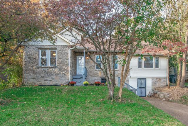 1523 Mcgavock Pike, Nashville, TN 37216 (MLS #1985375) :: The Milam Group at Fridrich & Clark Realty