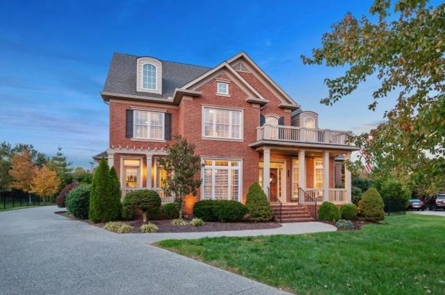 1555 Pumpkin Ridge Court, Nolensville, TN 37135 (MLS #1985541) :: John Jones Real Estate LLC