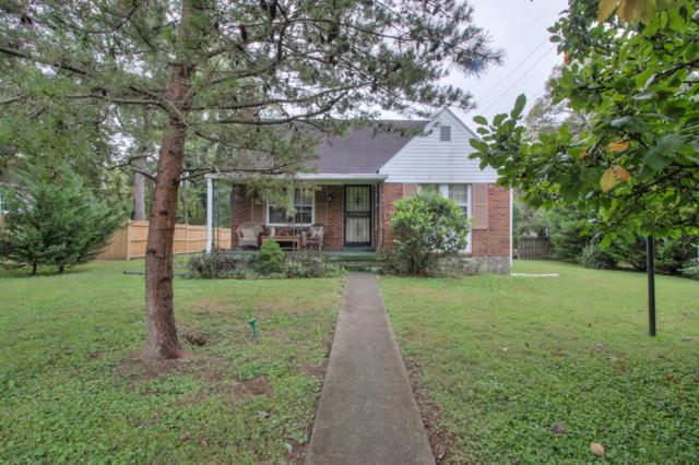 1000 Matthews Ave, Nashville, TN 37216 (MLS #1985600) :: Nashville on the Move