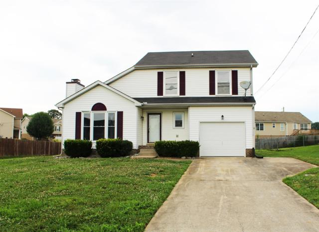 1255 Archwood Dr, Clarksville, TN 37042 (MLS #1985721) :: John Jones Real Estate LLC