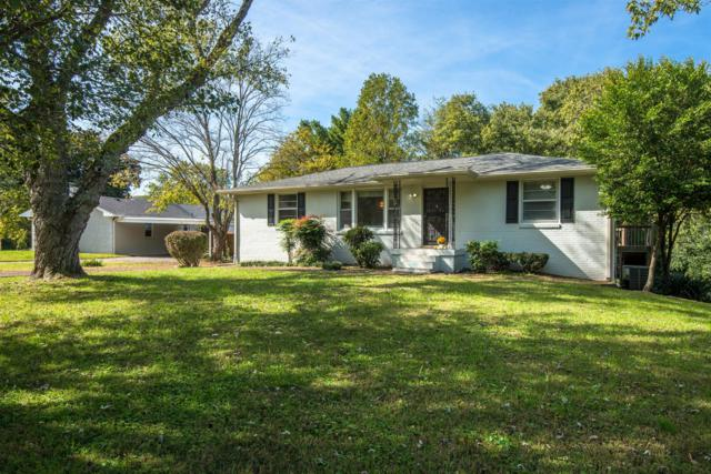 1103 Shiloh Dr, Nashville, TN 37205 (MLS #1985739) :: Nashville on the Move