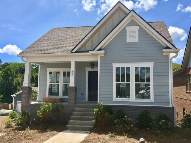 517 Pleasant Street #131, Nolensville, TN 37135 (MLS #1985740) :: RE/MAX Homes And Estates