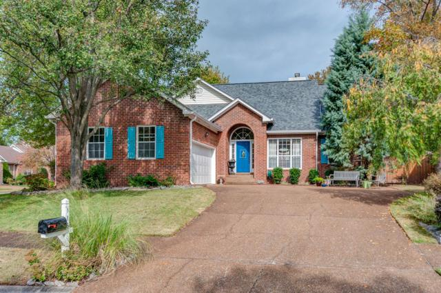 116 Ponder Dr, Franklin, TN 37069 (MLS #1985746) :: REMAX Elite
