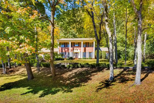 5621 Hillview Dr, Brentwood, TN 37027 (MLS #1985874) :: John Jones Real Estate LLC