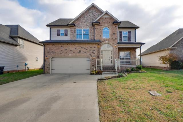 1161 Chinook Cir, Clarksville, TN 37042 (MLS #1986353) :: Ashley Claire Real Estate - Benchmark Realty