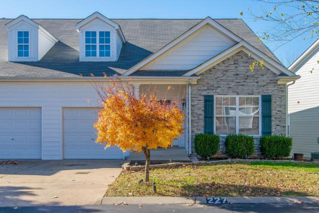 227 Harbor Village Dr, Madison, TN 37115 (MLS #1986487) :: The Milam Group at Fridrich & Clark Realty