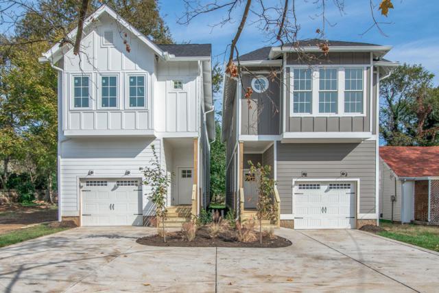 905 A Cahal Ave A, Nashville, TN 37206 (MLS #1986501) :: RE/MAX Homes And Estates