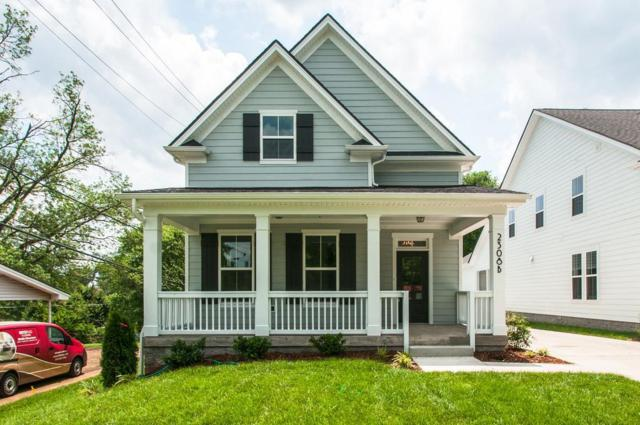 2308 B Brittany Dr, Nashville, TN 37206 (MLS #1986575) :: Ashley Claire Real Estate - Benchmark Realty