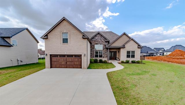 1152 Upland Ter, Clarksville, TN 37043 (MLS #1986617) :: Ashley Claire Real Estate - Benchmark Realty