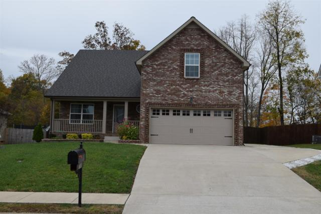 785 Banister Dr, Clarksville, TN 37042 (MLS #1986781) :: DeSelms Real Estate