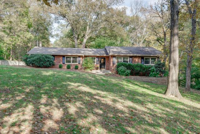 736 Richfield Drive, Nashville, TN 37205 (MLS #1986910) :: John Jones Real Estate LLC