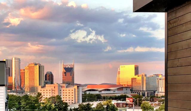 1002 Southside Pl, Nashville, TN 37203 (MLS #1986979) :: Fridrich & Clark Realty, LLC